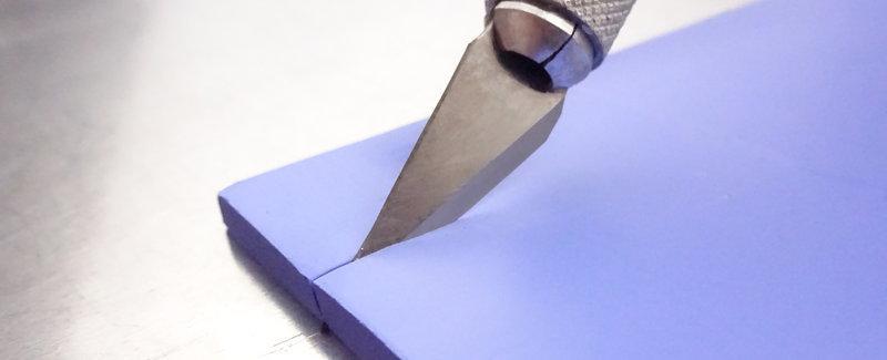 EC360® BLUE Wärmeleitpad Zuschnitt Service